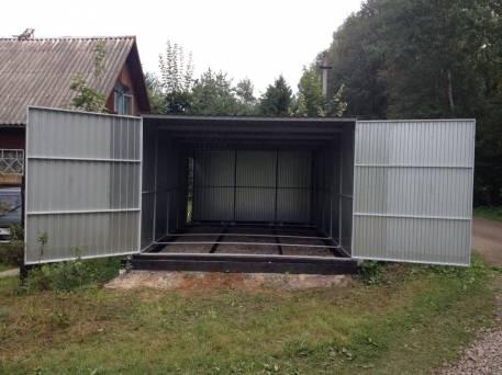 Фото еще одного гаража