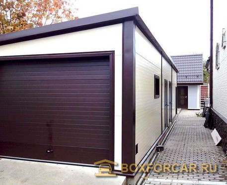 Фото гаража №1